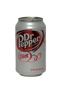 Dr. Pepper Diet 0.355